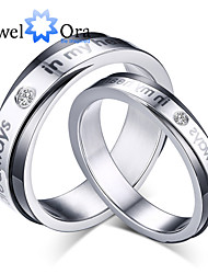 Ring,Band Rings,Jewelry 925 Sterling Silver Fashionable Party Steel Silver 1pc,One Size Women