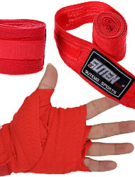 Cotton Sports Strap Boxing Bandage Sanda Muay Thai MMA Taekwondo Hand Gloves Wraps