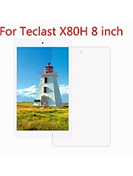 High Clear Screen Protector for Teclast X80H X80HD Tablet Protective Film