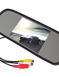 5 Inch Rear View Mirror Display