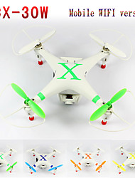 CX-30W Mobile Stand-Alone Version of The 3D Band 2.4G Roll Axis 6 Axis Gyro Aircraft WIFI Real-Time Transmission