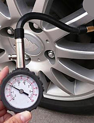 Car Tire Gauge/Tire Pressure Gauge with Hose