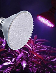 8W E27 168LED 800LM 143Red+25Blue Hydroponic Plant Grow Light Lamp Panel(AC220V)