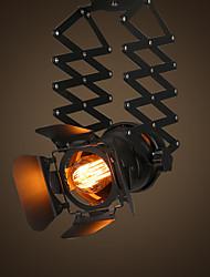 40W Tradicional/Clásico / Cosecha LED Metal Luces DirigidasSala de estar / Dormitorio / Comedor / Cocina / Baño / Habitación de