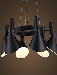 Chandelier Modern Living 6 Lights