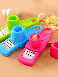 Creative  Multi-function Garlic Chopper(Random Color)