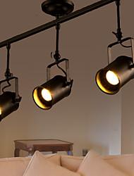 5w Contemporain LED / Style mini Métal Lampe suspendueSalle de séjour / Chambre à coucher / Salle à manger / Cuisine / Bureau/Bureau de
