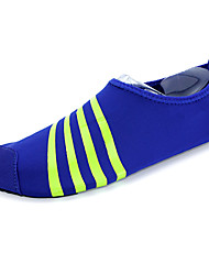 Unisex Athletic Shoes Spring / Summer / Fall Comfort / Jelly Fabric Outdoor / Athletic Flat Heel Slip-on Black / Blue / Yellow / Red