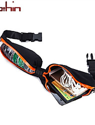 Clothin Sports Running Waist Pack Runner Belt(2 expandable pockets to bring your Phone,  wallet,key) for Iphone6s