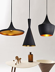 #(Max 40W) Lampe suspendue ,  Contemporain / Traditionnel/Classique / Rustique / Vintage Autres Fonctionnalité for LED MétalSalle de