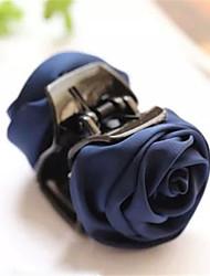 Elegant hair clip the roses