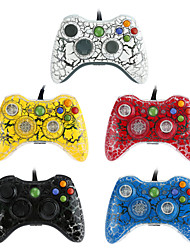 nova wired controlador joystick gamepad para Xbox 360& magro 360E& PC com Windows