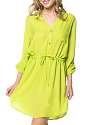 Women's Dress chiffon
