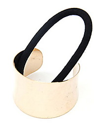 Metal Semi-Circle Hair Tie Hairbands Headwear