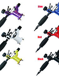 Dragonfly Rotary Tattoo Machine Gun 7 Colors Alloy Tattoo Guns For Liner Shader(tube not included)