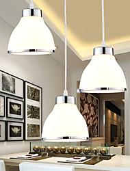 Luzes Pingente - Metal - LED - Sala de Estar / Quarto / Sala de Jantar