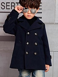 Boy's Polyester Jacket & Coat , Winter Long Sleeve