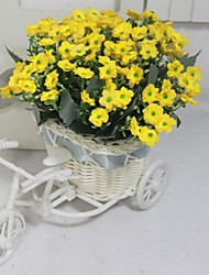 All Over The Sky Star Head Ono 36 Flowers Plastic Daisies Artificial Flowers