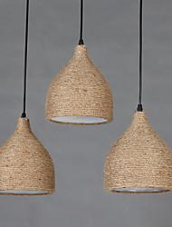 Luzes Pingente - Resina - LED -Sala de Estar / Quarto / Sala de Jantar / Cozinha / Banheiro / Quarto de Estudo/Escritório / Quarto das