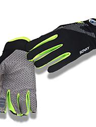 Men's Cycling Gloves Full Finger Anti-Skidding Sport Gloves