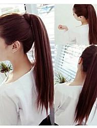 extensions de cheveux 99j de prêle droite de haute qualité de charme