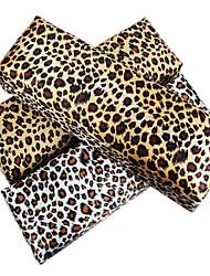 1pcs neue Soft Leoparden Nagelkunst kleine Handkissenkissen zufällige Farbe