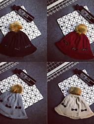 Outro , Pêlo Sintético / Tricô / Tweed Feminino - Vintage / Casual