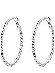 Alloy Earring Hoop Earrings Party / Daily / Casual / Sports 2pcs