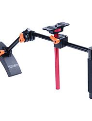 sevenoak® SK-R04 profesional nueva vertical de vídeo híbrido de estabilizador de asidero plataforma de soporte para las réflex digitales