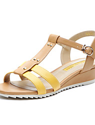 Aokang® Women's Leatherette Sandals