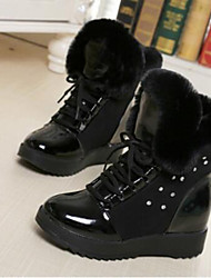 Women's Shoes Leatherette Snow Boots Boots Casual