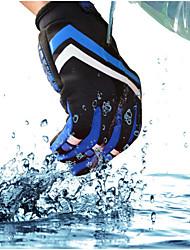Sporthandschuhe Fahrradhandschuhe / Touch- Handschuhe Fahhrad Vollfinger Damen / HerrnAntirutsch / warm halten / Wasserdicht / tragbar /