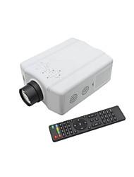 ezapor SV-856 Mini HD проектор 640x480 1920x1080 Поддержка 1 500 люмен домашний театр белый / черный цвет