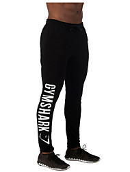 Course / Running Pantalon/Surpantalon Leggings Homme Respirable Anti-transpiration Sport de détente Sportif Ample Vêtements de Plein Air