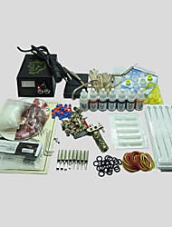seKey Professional Tattoo Kits K105 1 Machine With Power Supply
