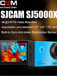 SJCAM SJ5000X Mount / Protective Case / Straps / Sports Camera / Cable / Adhesive / Microphone 2 12MP 4000 x 3000 / 3648 x 273660fps /
