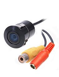 Câmera de Vista Traseira - CMOS Colorido de Alta Definição de 1/4 polegadas - 170° - 480 Linhas TV