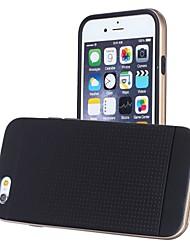 Pour Coque iPhone 6 / Coques iPhone 6 Plus Other Coque Coque Arrière Coque Couleur Pleine Dur PolycarbonateiPhone 6s Plus/6 Plus / iPhone