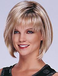 Damenmode Kurzhaarperücke 1b / blonde Mischungsfarben-heißer Verkauf.