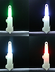 4x LED Drop Underwater Noctilucent Fishing Flashing White Light