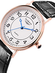 Men's Fashion Genuine Leather Japan Movement Quartz Watches Wrist Watch Cool Watch Unique Watch