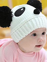 Children's Winter Lovely Animal Panda Baby For Kids Boy Girl Crochet Beanie Cap(1-4Years Old)