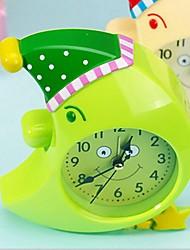 rt muitos tipos de relógio pequena bonito dos desenhos animados de alarme