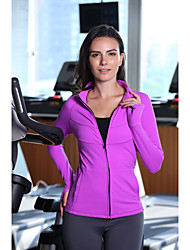 Queen Yoga ® Yoga Tops Breathable Stretchy Sports Wear Yoga Women's