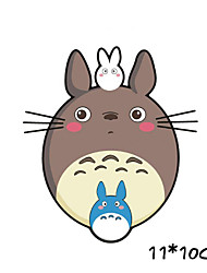 Funny Tonari No Totoro Car Sticker Car Window Wall Decal Car Styling