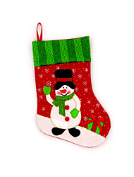 Christmas candy socks, color random delivery