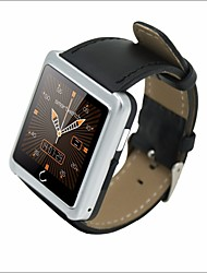 U10L Bluetooth SmartWatch Luxury Sports WristWatch Life Waterproof Smart watch For IOS Android Samsung Galaxy S6