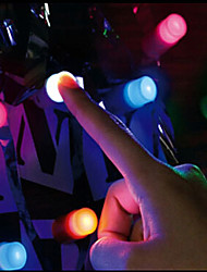 5pcs 3.2 * 1.6cm Weihnachten kreative Geschenke interessante energiesparenden Mini-Spannfutter bar Dekoration ein Nachtlicht LED-Lampe