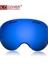 volocover Frauen / Männer / Unisex Skibrille Doppelschicht-Linsen anti fog Anti UV-Skibrille