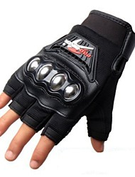 PRO-BIKER MCS-04F Motorcycle Racing Half-Finger Protective Gloves